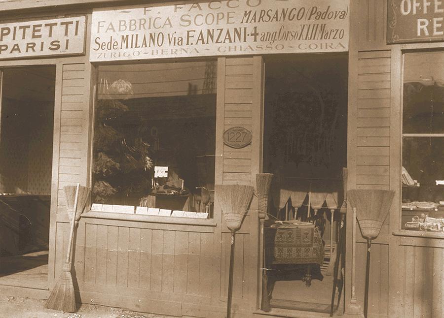 Facco negozio storico