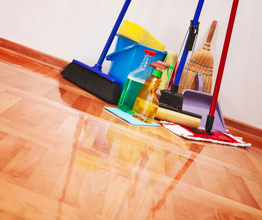 Wholesale cleaning